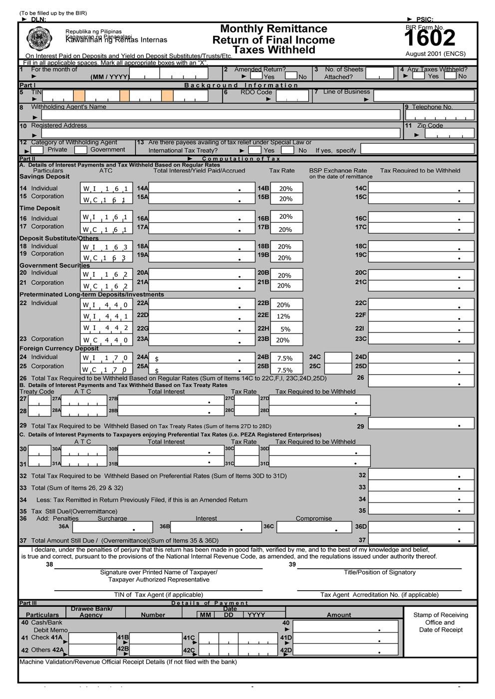 trust tax return 2016 instructions