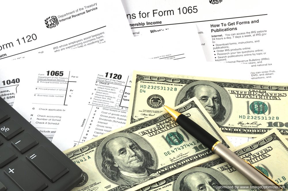 tax form 1065 instructions