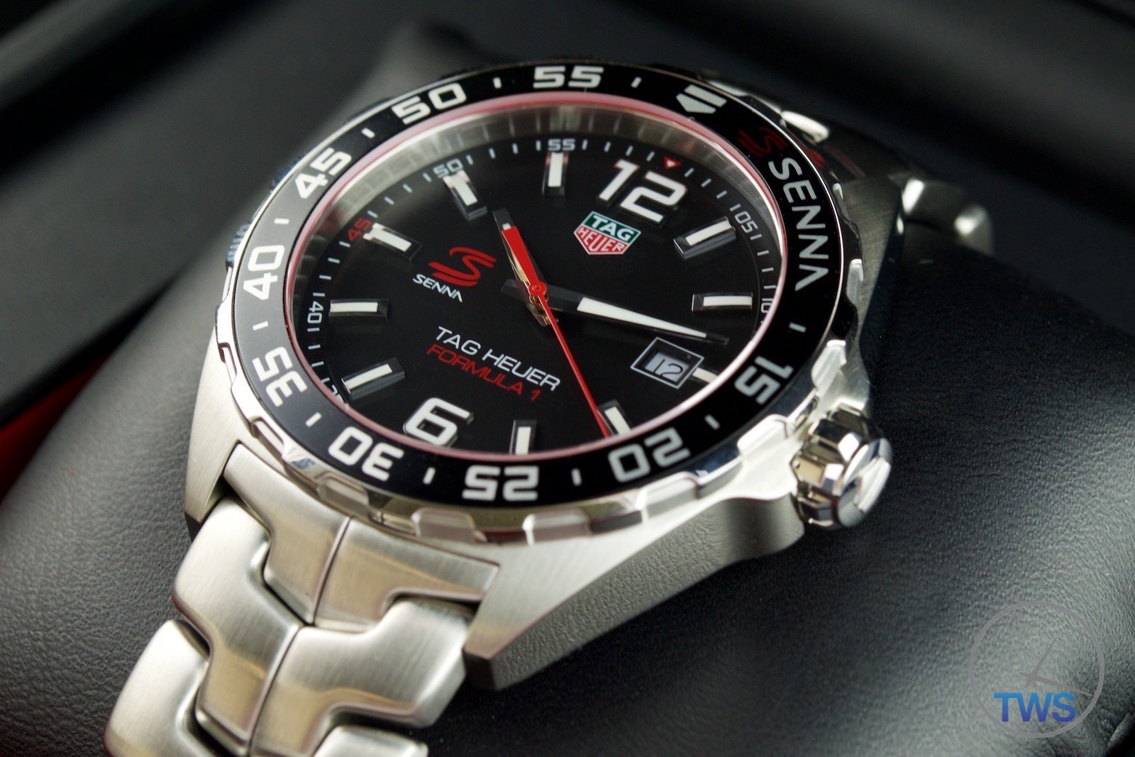 instructions for tag heuer senna watch