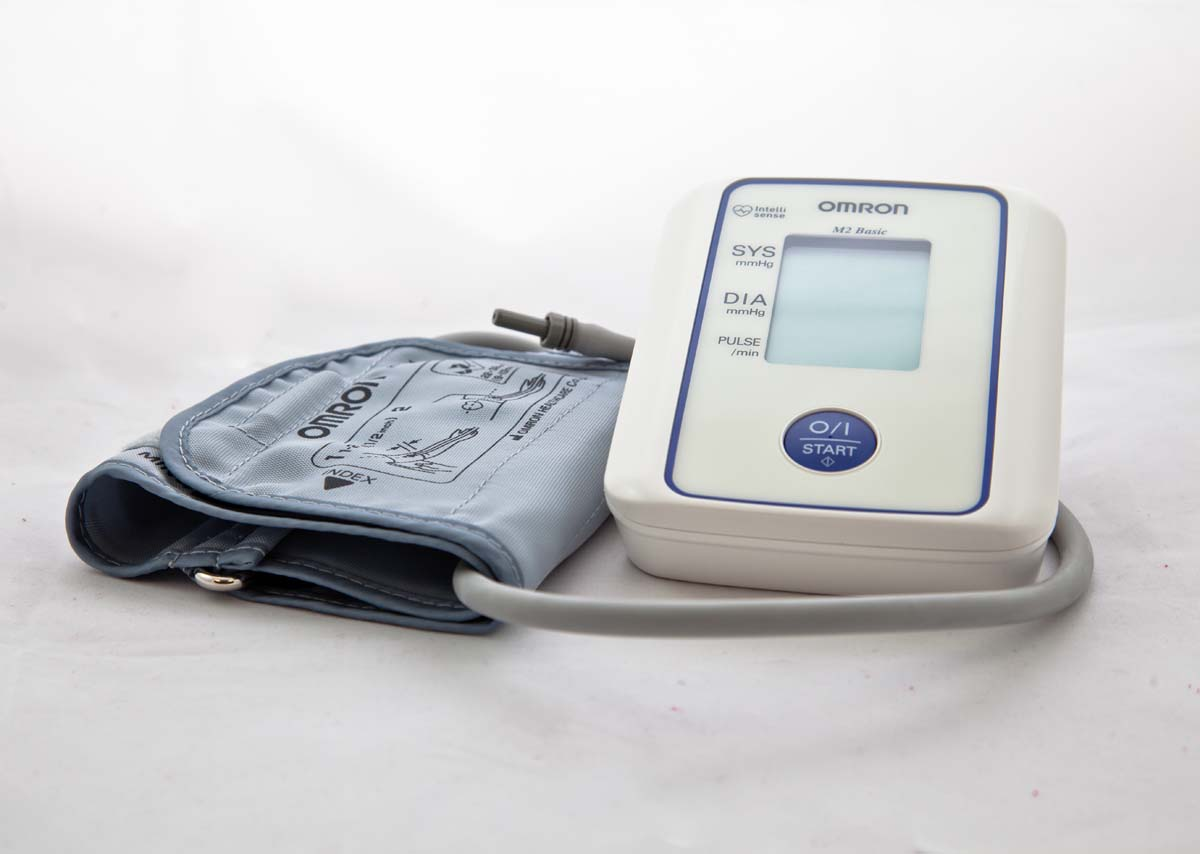 omron m2 blood pressure monitor instructions