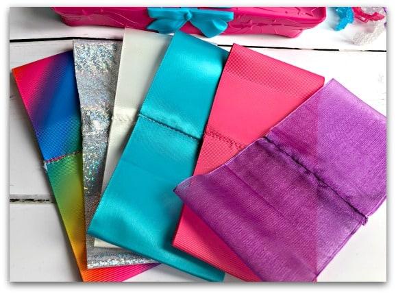 jojo bow maker instruction sheet