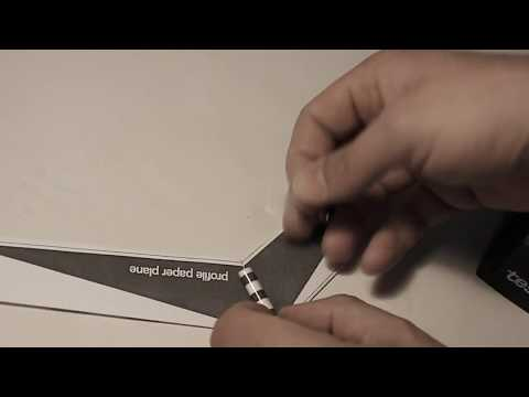 best paper airplane glider in the world instructions