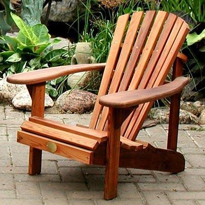 muskoka chair company instructions