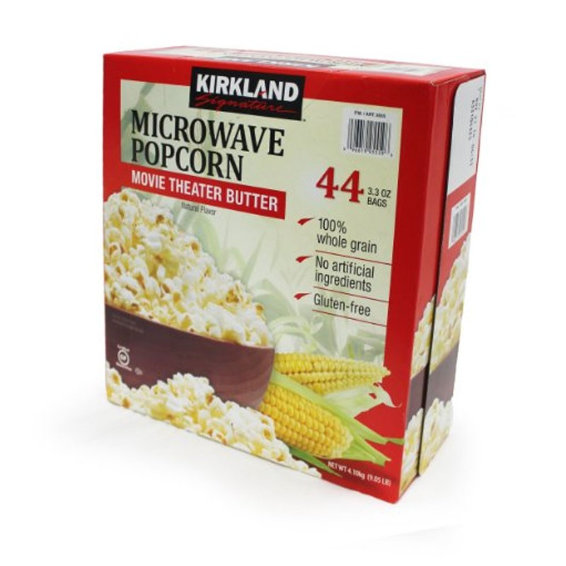 microwave popcorn container instructions