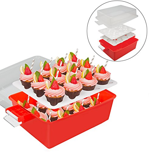 sweet creations cupcake carrier instructions