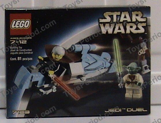 lego star wars final duel 1 instructions