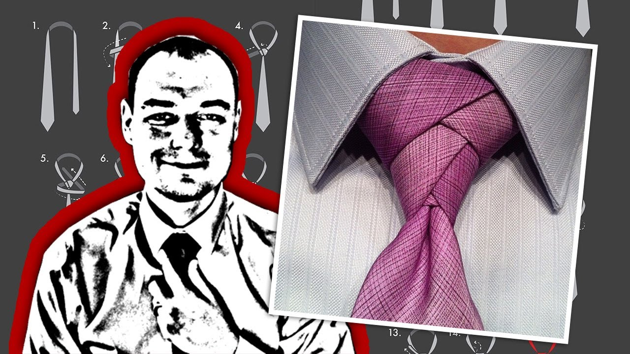 eldredge knot tie instructions