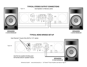 thumbs up speaker instructions