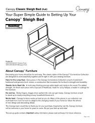 boori 3 in 1 sleigh cot instructions