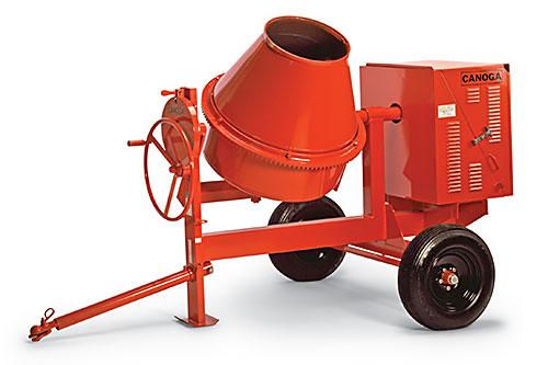 foxhunter cement mixer instructions