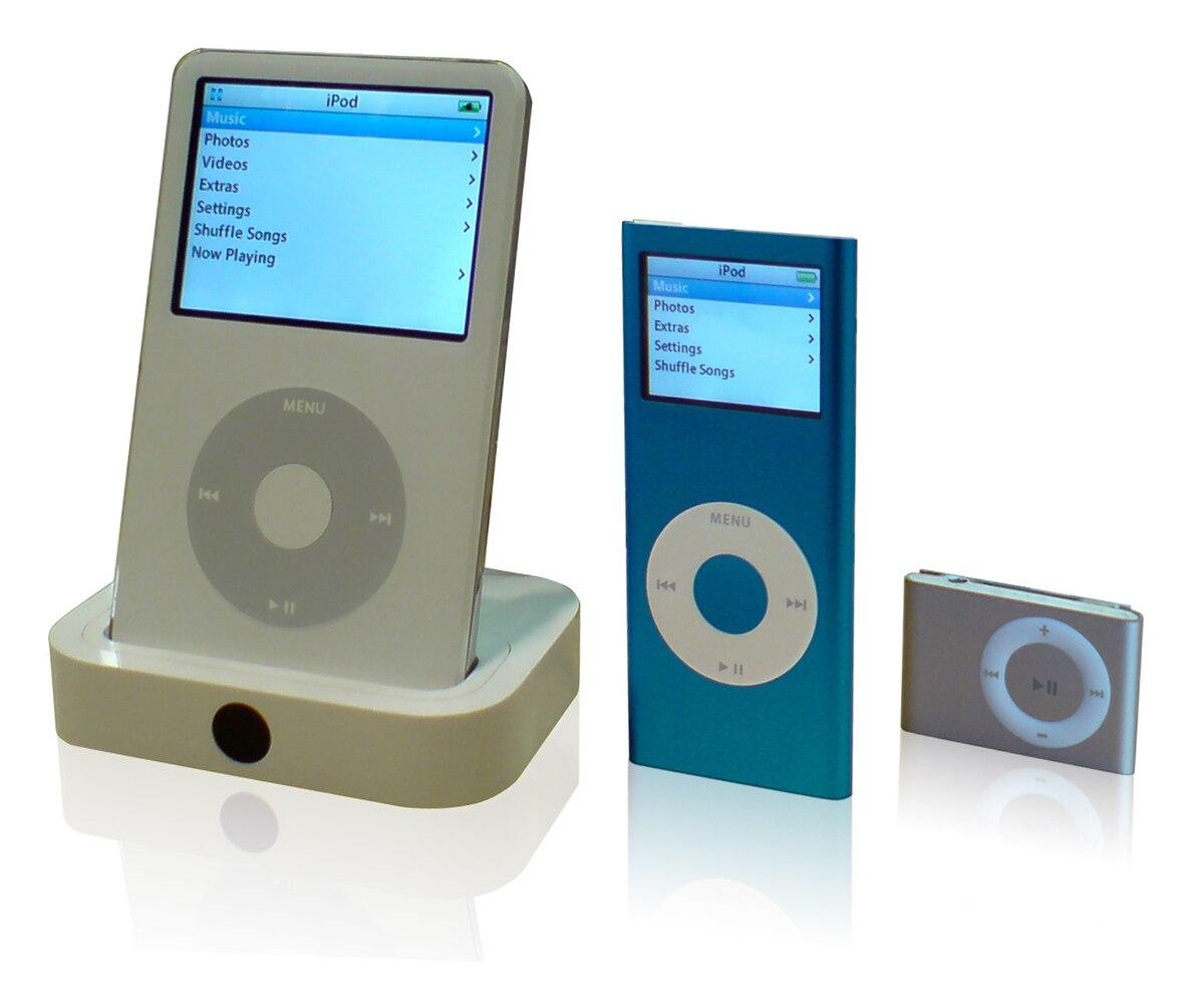 ipod nano music player instructions