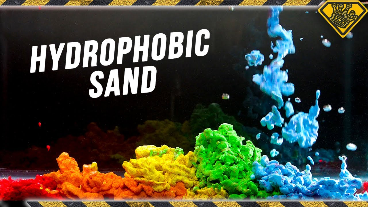 never wet sand instructions