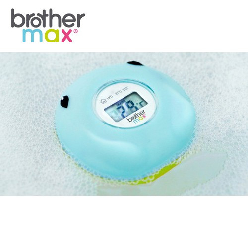 brother max ray bath & room thermometer instructions