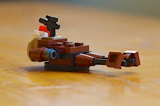 lego star wars advent calendar 2014 day 1 instructions