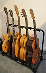 chord 5-guitar rack stand instructions