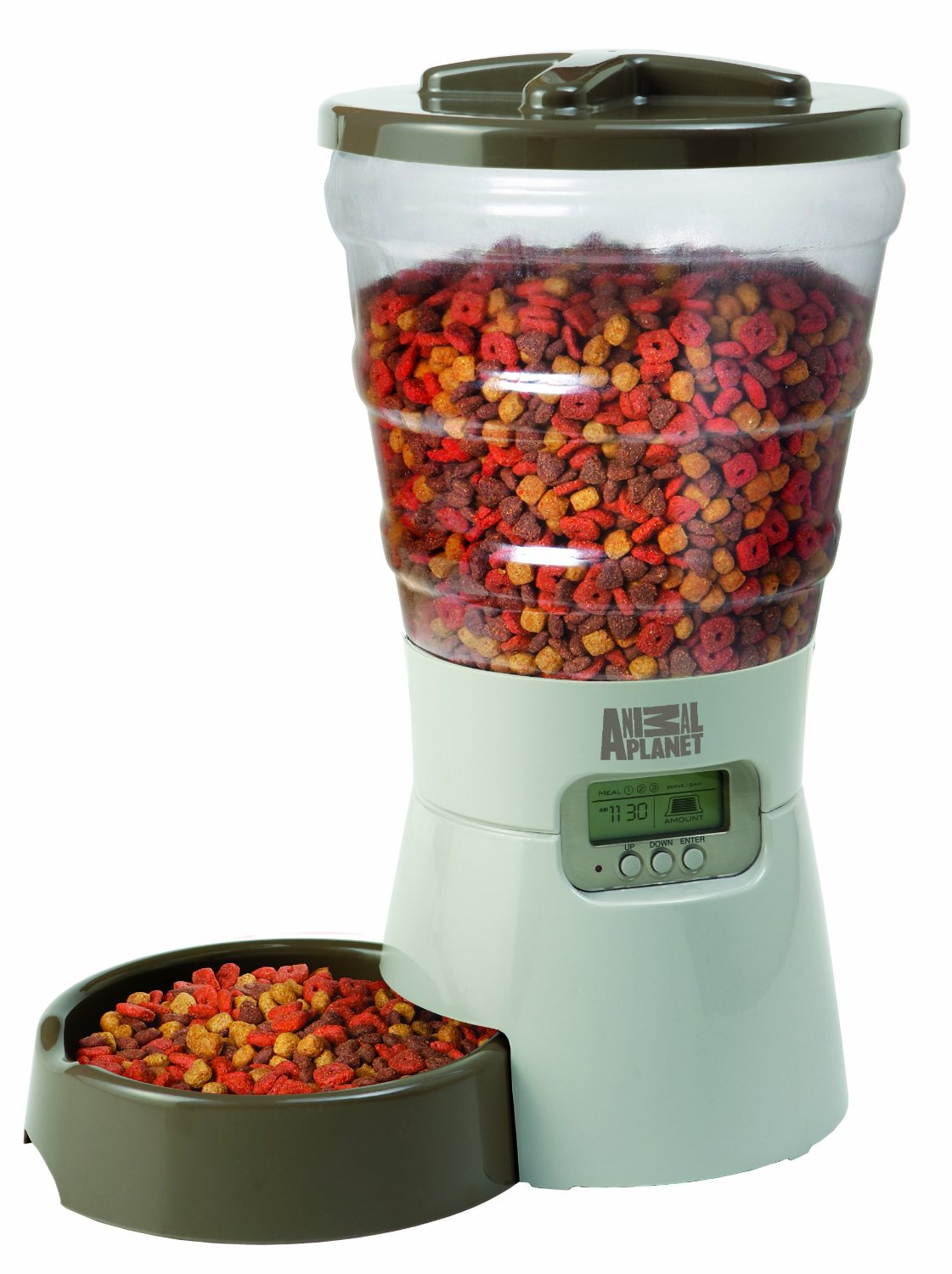 animal planet programmable electronic pet feeder instruction manual