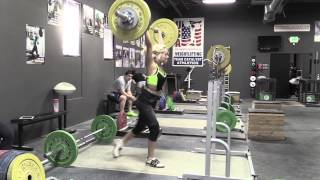 olympic weightlifting instructional videos
