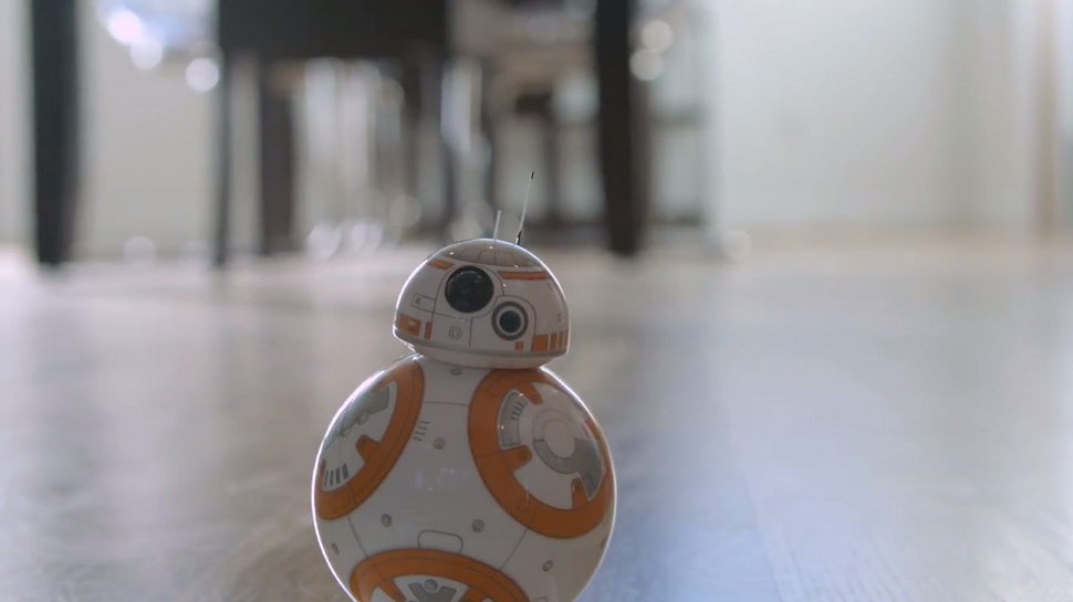 bb 8 force band instructions