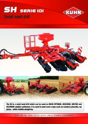 seed drill instruction manual
