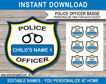 cops and robbers instructions