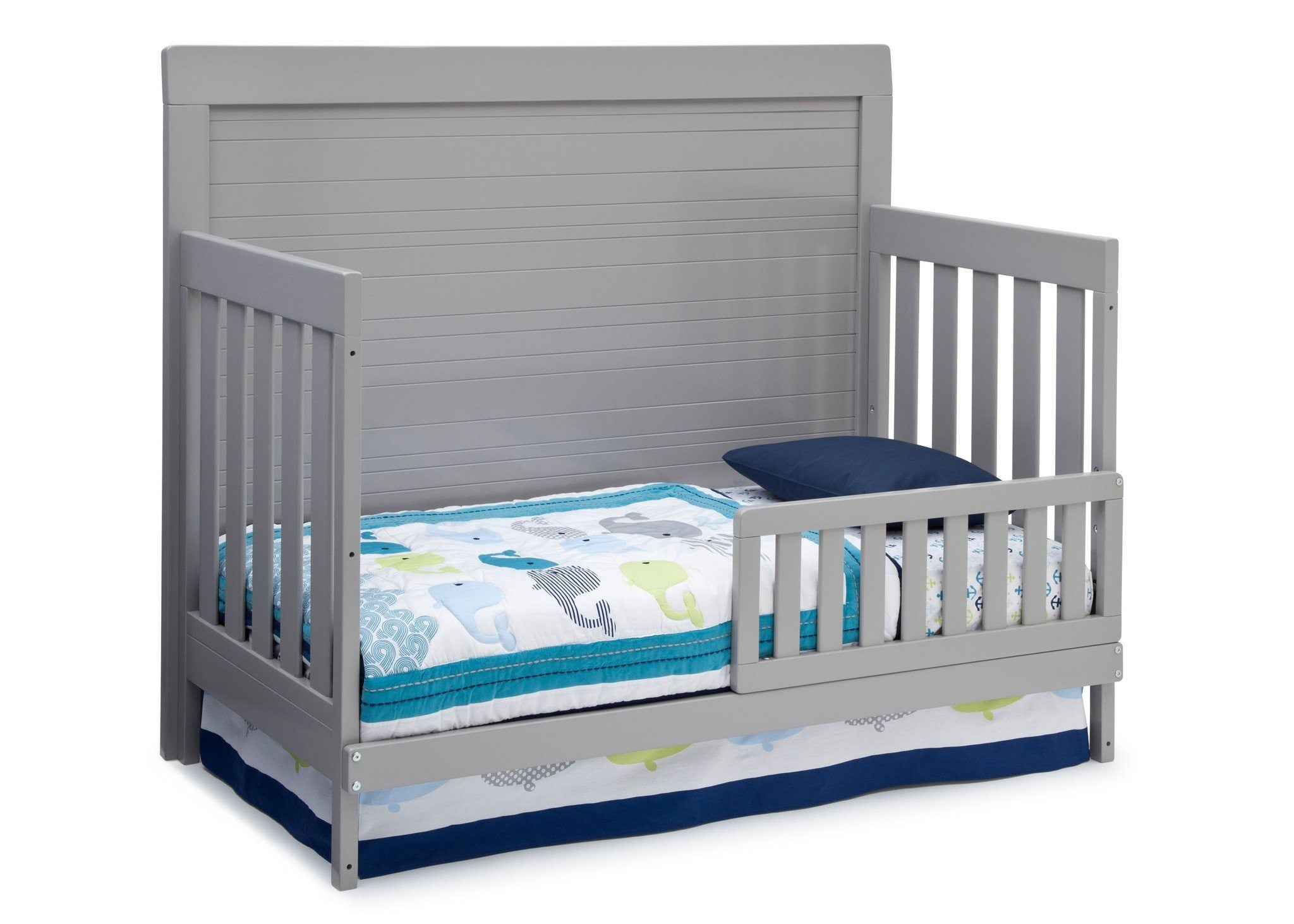instructions for converting delta crib to toddler bed
