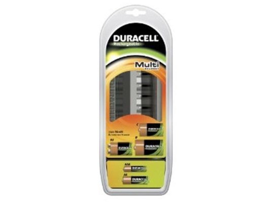 duracell cef14 charger instructions