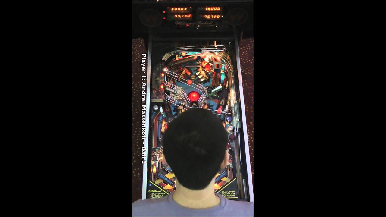 f-14 tomcat pinball custom instruction