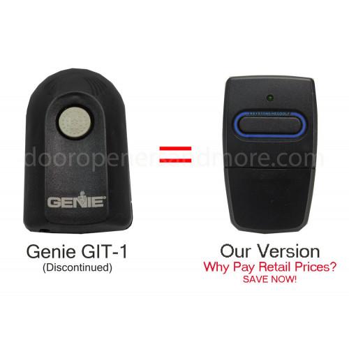 genie g3t r programming instructions