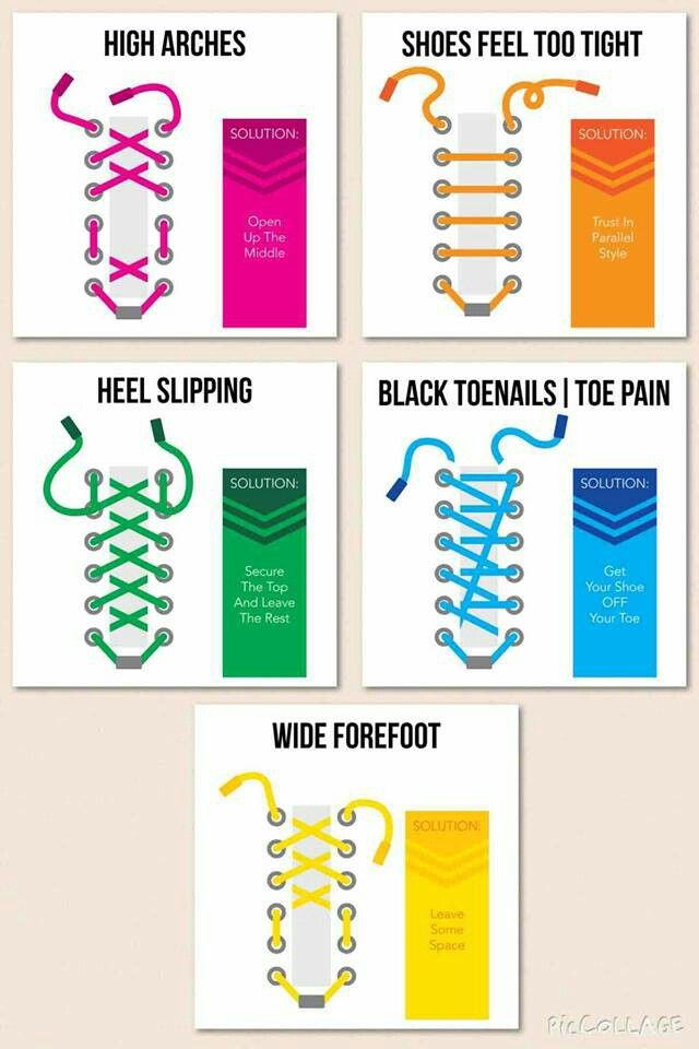 hickies laces system instructions