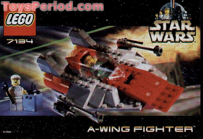 how to build star wars lego with instructions