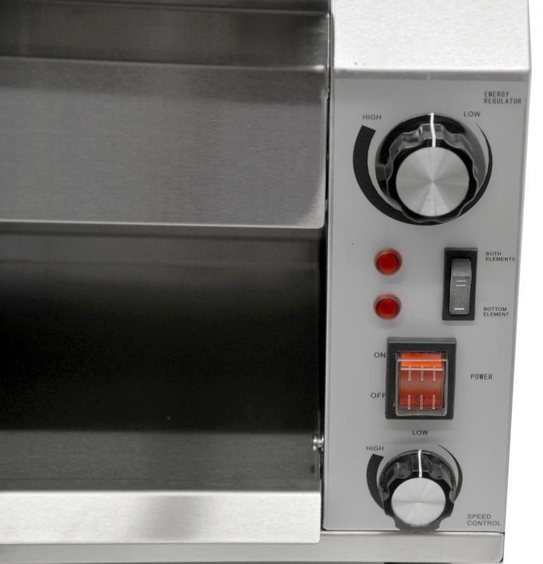 instruct dl582 toaster conveyer