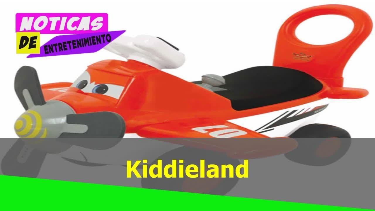 kiddieland dusty activity plane instructions