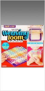 made by me super weaving loom instructions