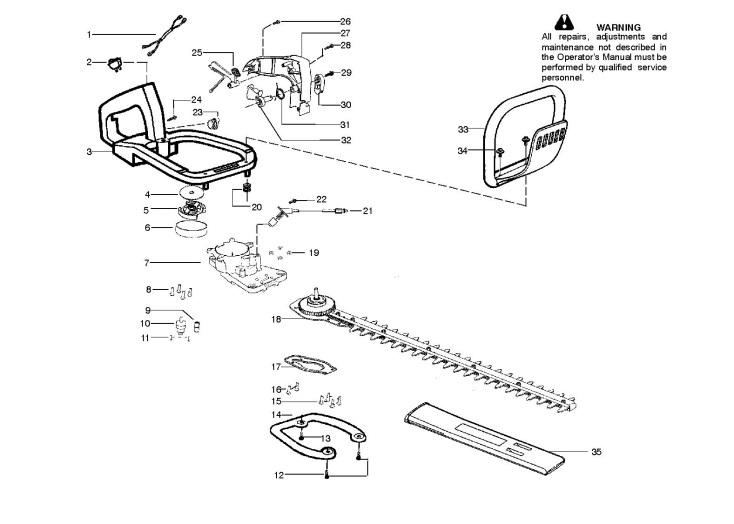 mcculloch mini mac 30 manual instructions