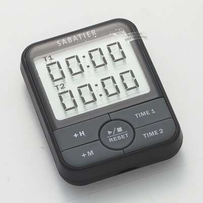 oxo good grips magnetic digital timer instructions