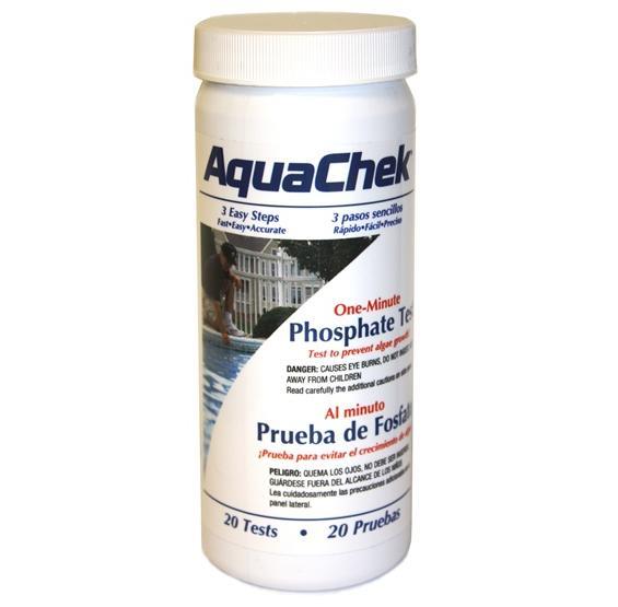 phosphate testing kit instructions