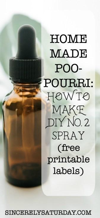 poo pourri label instructions